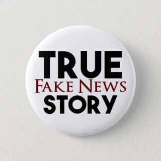 本当の物語の偽造品のニュース 5.7CM 丸型バッジ