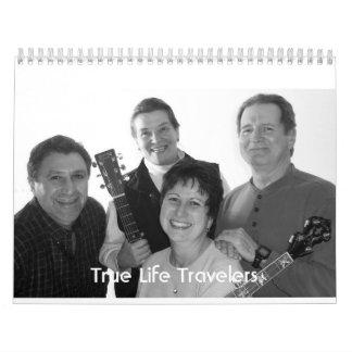 本当の生命旅行者2007年 カレンダー