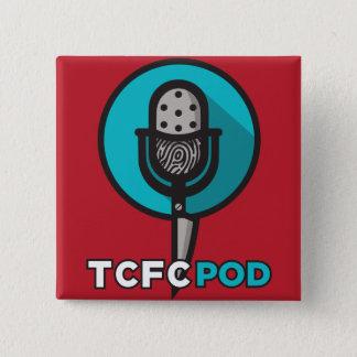 本当の罪のファン・クラブボタン! 5.1CM 正方形バッジ