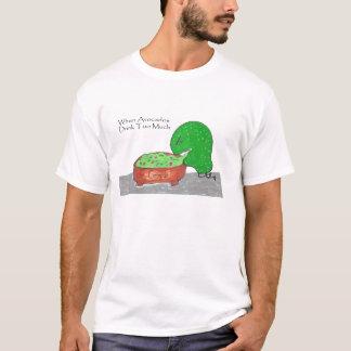 本当のGuac (グアカモーレ)の物語のTシャツVI Tシャツ