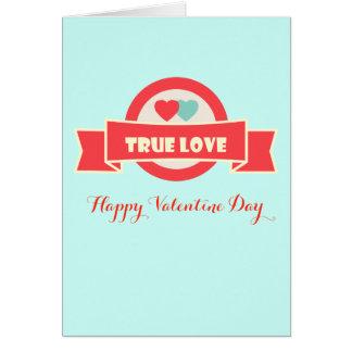 本当愛バレンタインカード カード