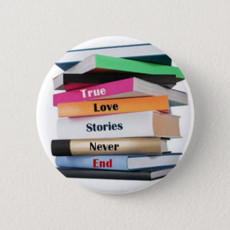 本当愛物語決して終りボタン 缶バッジ