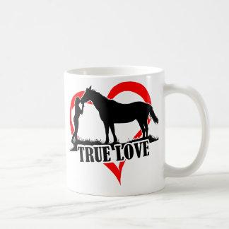 本当愛(馬) コーヒーマグカップ