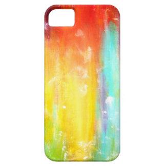 本来の性格抽象美術 iPhone SE/5/5s ケース