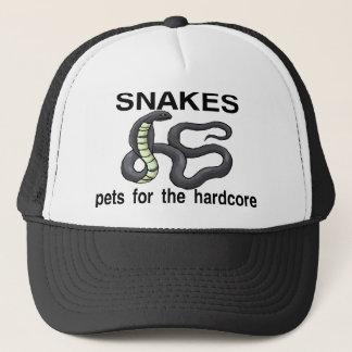 本格的なヘビ キャップ