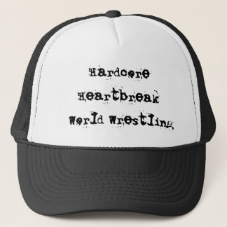 本格的な失恋の世界のレスリング キャップ