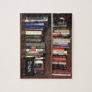 本棚の夢 ジグソーパズル