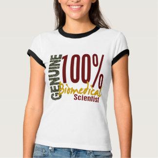 本物の生体科学者 Tシャツ