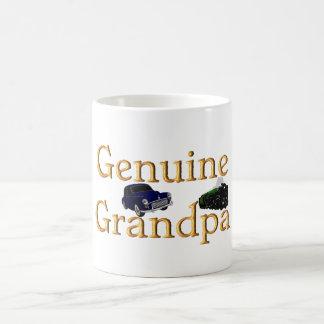 本物の祖父 コーヒーマグカップ
