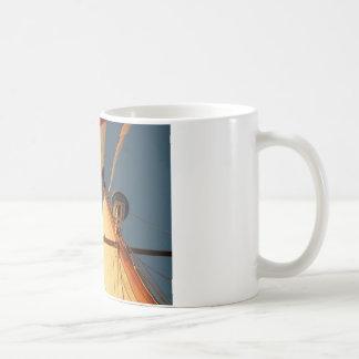 本管およびジェノア コーヒーマグカップ