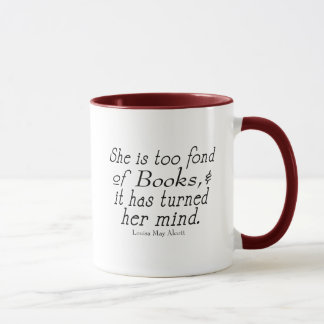 本、コーヒー・マグが余りに好き マグカップ