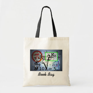 本bag.#2の幾何学の数学 トートバッグ