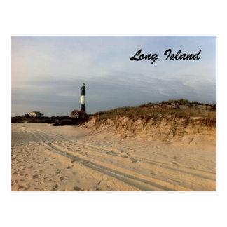 李の灯台 ポストカード