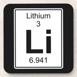 李-リチウム コースター