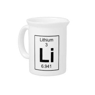 李-リチウム ピッチャー