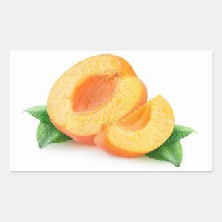 杏子の部分 長方形シール