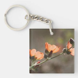 杏子のMallowによってはKeychainが開花します キーホルダー
