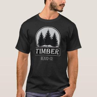 材木のひげCo.のブランド・アイデンティティのワイシャツ(メンズ) Tシャツ