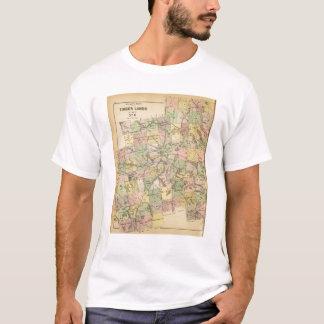 材木の土地6 Tシャツ