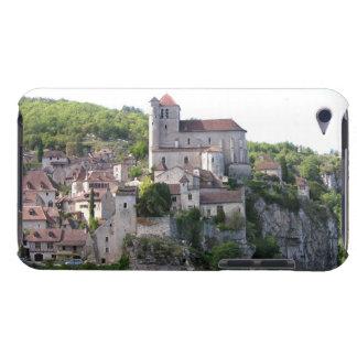 村および教会(写真)の眺め3 Case-Mate iPod TOUCH ケース