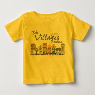 村のフロリダのコミュニティベビーのティー ベビーTシャツ