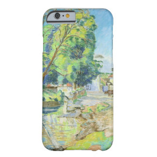 村(紙でパステル調) BARELY THERE iPhone 6 ケース