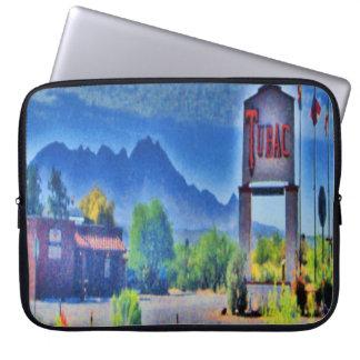 村、Tubacのアリゾナのラップトップスリーブ ラップトップスリーブ