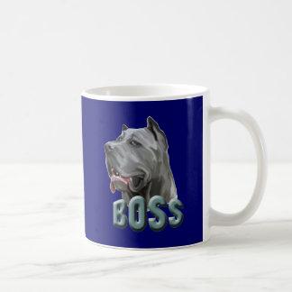 杖CORSOのボス コーヒーマグカップ