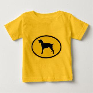 杖Corso ベビーTシャツ