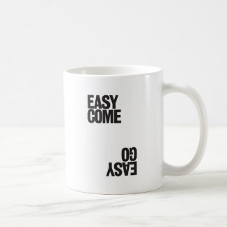 来られる簡単 コーヒーマグカップ