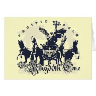 来られるThy王国 グリーティングカード