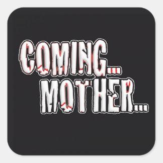 来ること… 母… スクエアシール