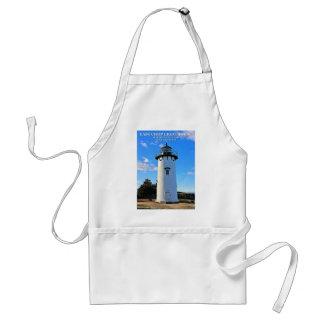東のチョップの灯台、マサチューセッツ料理のエプロン スタンダードエプロン