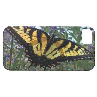 東のトラのアゲハチョウの蝶 iPhone SE/5/5s ケース