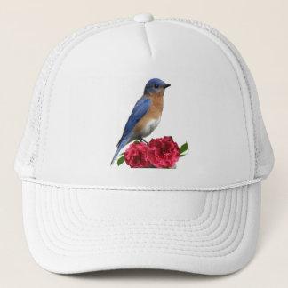 東のブルーバードのツバキの帽子 キャップ