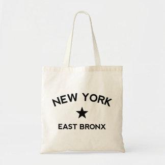 東のブロンクスニューヨーク トートバッグ