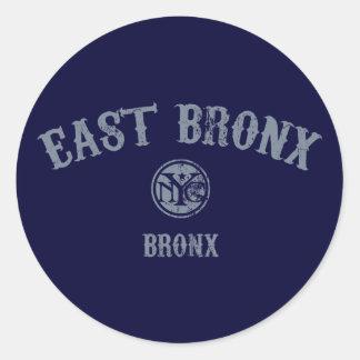 東のブロンクス ラウンドシール