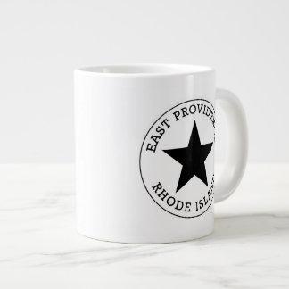東のプロヴィデンスロードアイランド ジャンボコーヒーマグカップ