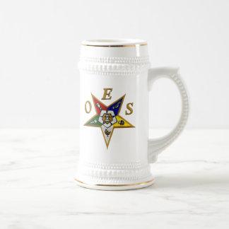 東の星の順序 ビールジョッキ