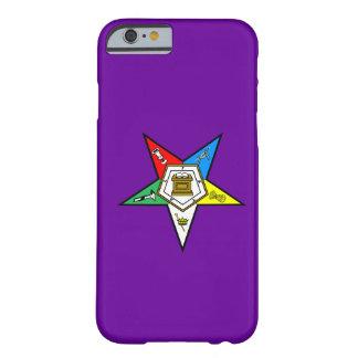 東の星のiPhone6ケースの紫色のOES順序 Barely There iPhone 6 ケース