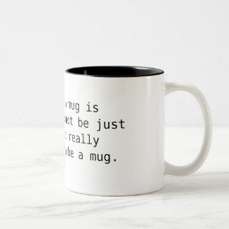 東の知恵のマグ ツートーンマグカップ