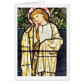 東の窓、Troutbeck教会、Cumbria カード