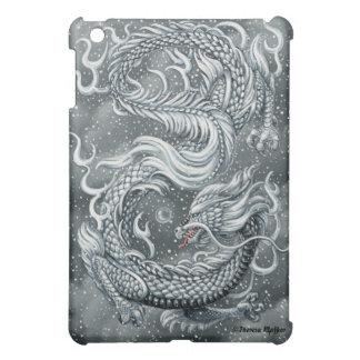 東の雪のドラゴンのiPadの場合 iPad Mini Case