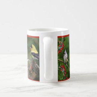 東の鳥のマグ コーヒーマグカップ