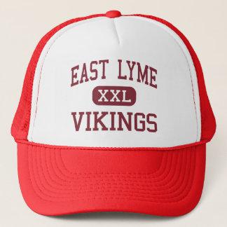 東のLyme -バイキング-高東のLymeコネチカット キャップ
