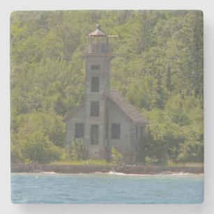 東チャネルの灯台 ストーンコースター