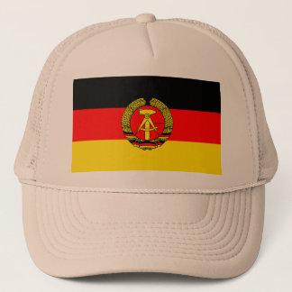 東ドイツの旗 キャップ