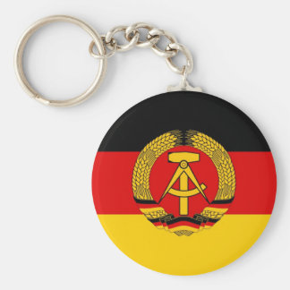 東ドイツの旗 キーホルダー
