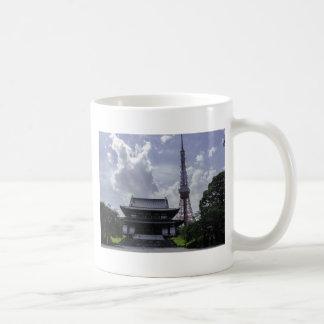 東京タワー コーヒーマグカップ