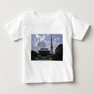 東京タワー ベビーTシャツ
